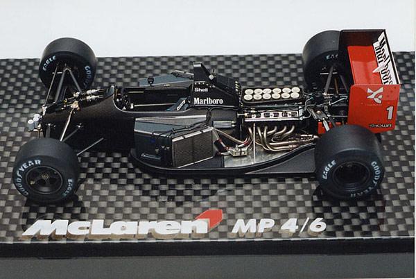 McLaren MP4 6 Honda Kit